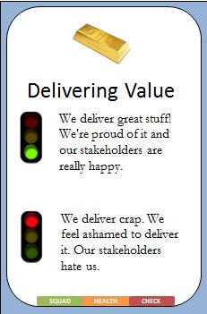 Delivering Value