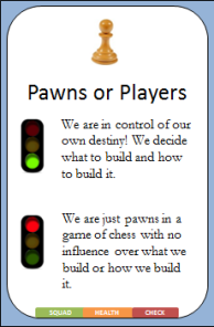 Pawns Or Players